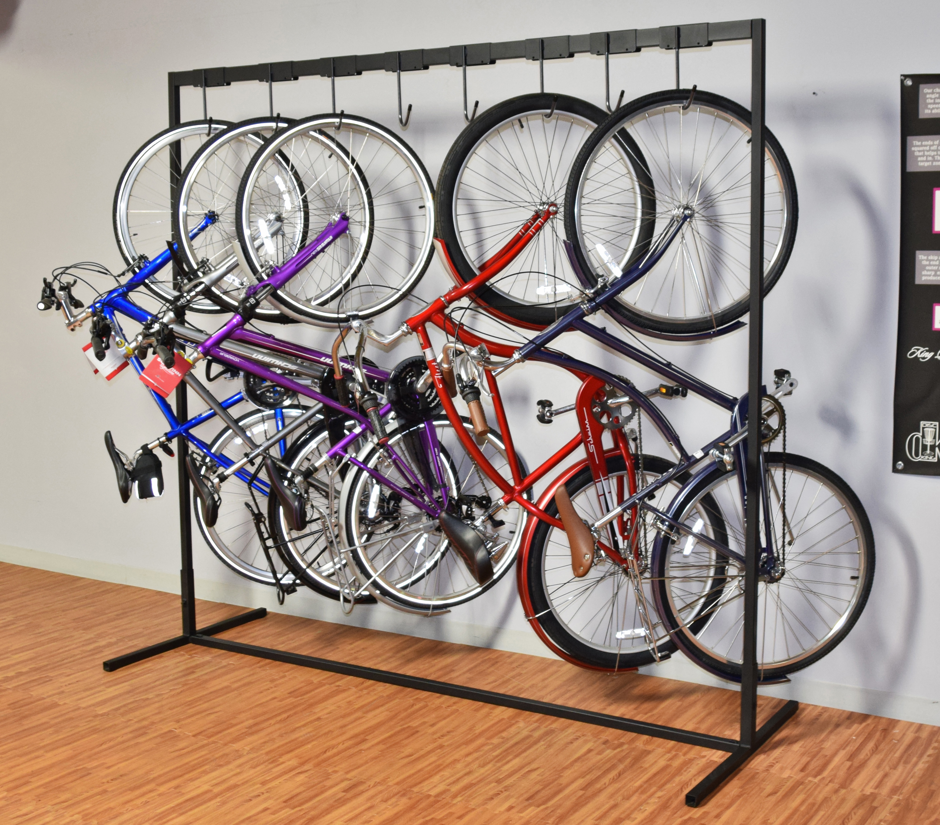 Storage & Repair Racks