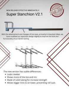 Rudy Rack Super Stanchion V2.1